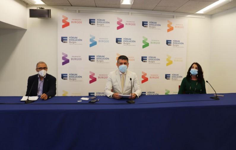 El Fórum Evolución Burgos acogerá a 500 médicos en el Congreso Nacional SEC 2021