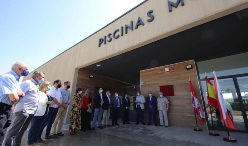 Arcos de la Llana inaugura sus piscinas municipales tras dos años en obras