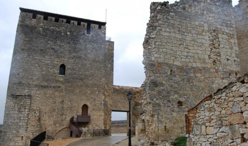La Junta aprueba la concesión de 30.000 euros para actuaciones en la Torre del Homenaje del Castillo de Haza