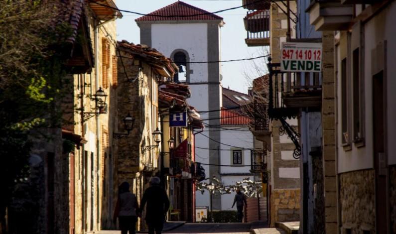 La Junta declara la villa de Villasana de Mena Bien de Interés cultural como conjunto histórico
