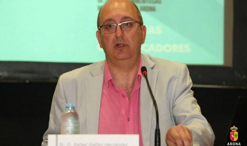 Rafael Ibáñez, nuevo titular del Consejo de Archivos Bibliotecas y Centros Museísticos de la Comunidad
