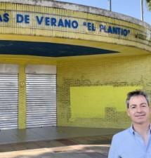 El PP afirma que «la dejación» del PSOE impide llevar a cabo la remodelación de las piscinas de El Plantío en esta legislatura