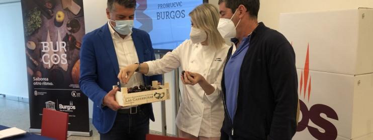 El Ayuntamiento de Burgos presenta la II edición de la Feria «Días de Cerezas»