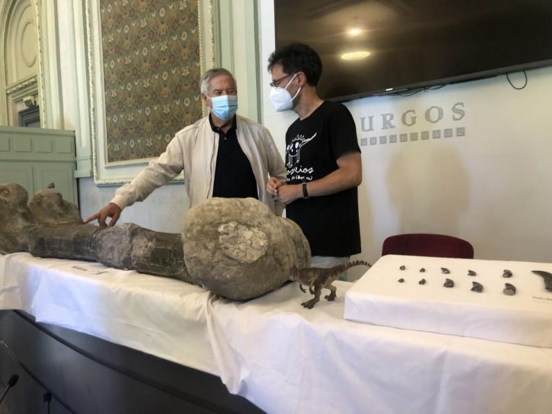 Presentada la nueva campaña de excavaciones de dinosaurios en la Sierra de la Demanda