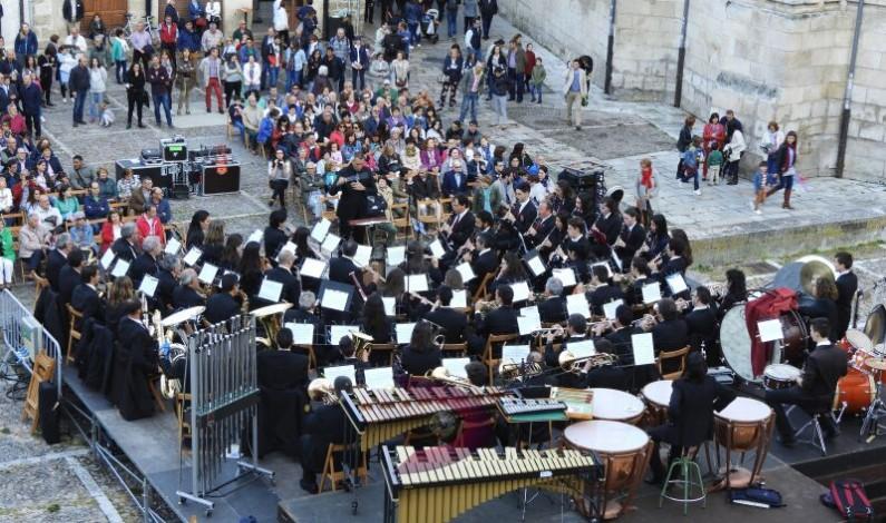 El Palacio de la Isla acogerá el concierto de la Banda Ciudad de Burgos