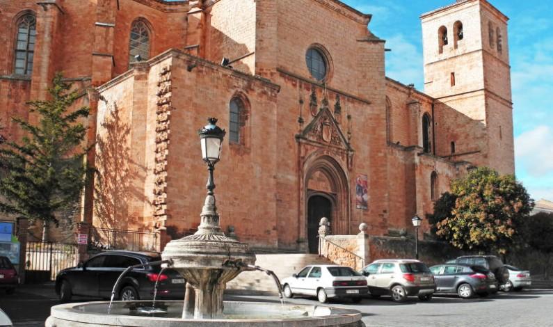 La Colegiata de Santa María del Mercado recibe 1,5 millones para obras de restauración