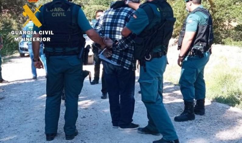 La Guardia Civil localiza a la pareja desaparecida en San Martín de Rubiales