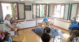 El primer curso de la Escuela Musical de Verano termina con un alto nivel de participación