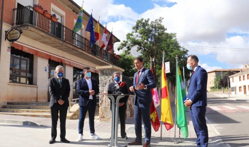 La Junta de Castilla y León destina 22 millones de euros para la provincia de Burgos