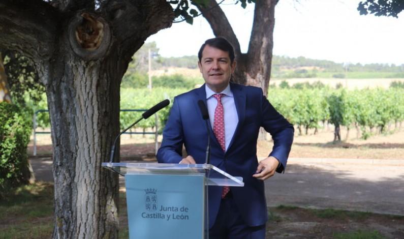 Mañueco: «No habrá toque de queda en Castilla y León»