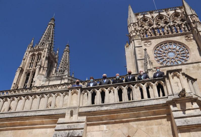 La Catedral de Burgos estrenará nueva iluminación de la mano de Endesa