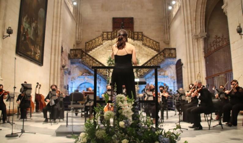 La Orquesta Sinfónica RTVE ameniza el 'cumpleaños' de la Catedral de Burgos
