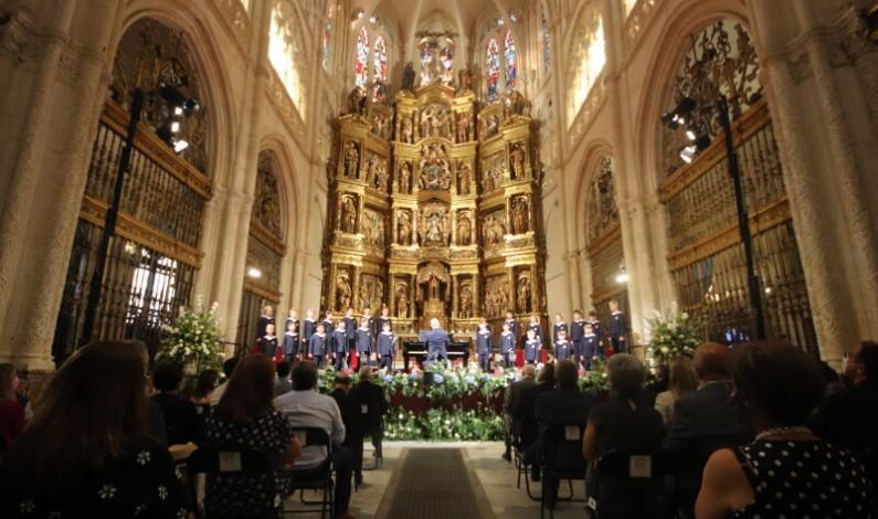 Los Niños Cantores de Viena celebran el VIII Centenario con sus voces