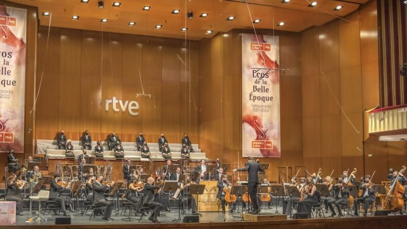La Orquesta Sinfónica RTVE celebra el VIII Centenario de la Catedral de Burgos