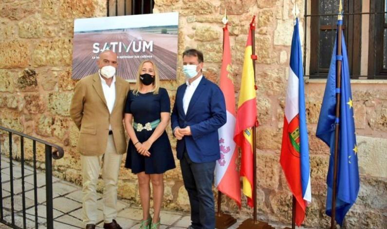 La Junta presenta la Estrategia de Fomento del Desarrollo Tecnológico y Digitalización, junto a la nueva aplicación 'Sativum', que ayudará a mejorar la competitividad y sostenibilidad de la agricultura en Castilla y León