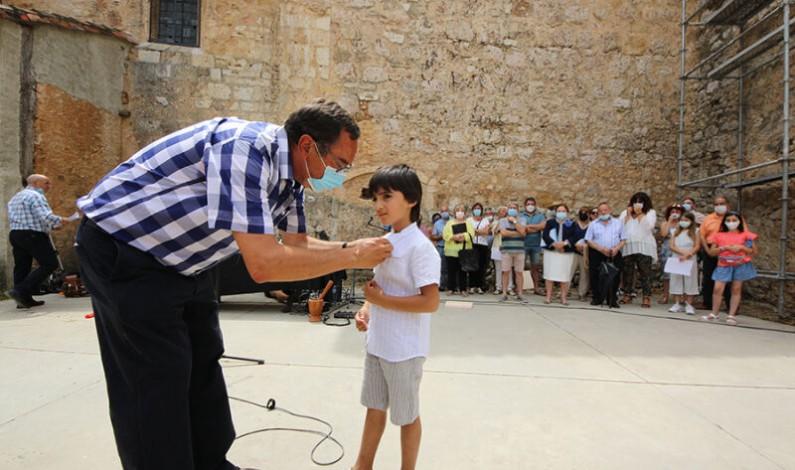 Ángel Juarros y Ernesto Molinero reciben a titulo póstumo la Cereza de Oro de Covarrubias