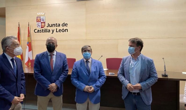 La Diputación de Burgos y el Consorcio de Tratamiento de Residuos Sólidos avanzan en la eliminación de las escombreras