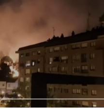 Controlado un incendio en la ladera del Castillo