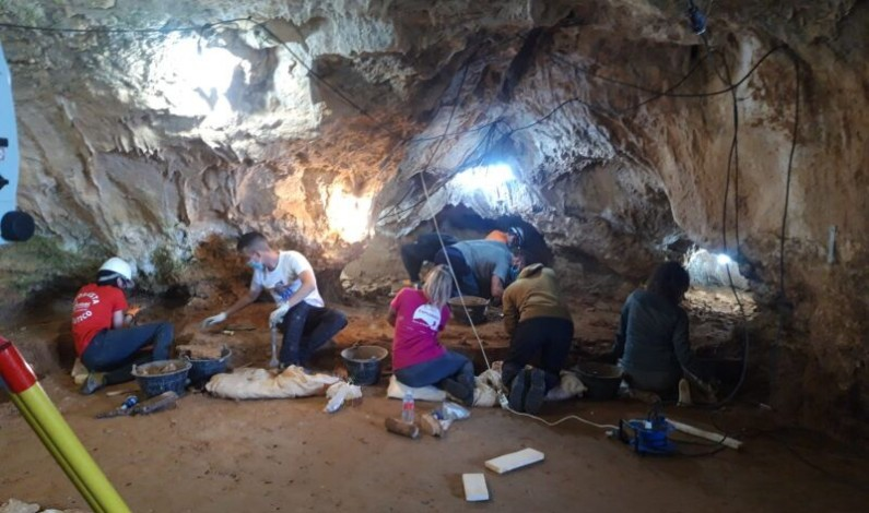 Prado Vargas, una carnicería neandertal de hace 46.000 años