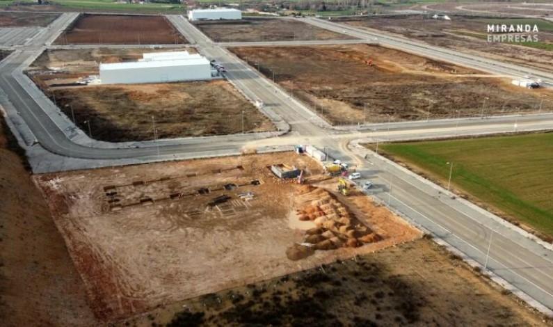 El Polígono Mirandés de Ircio recupera la propiedad de una parcela de uso logístico