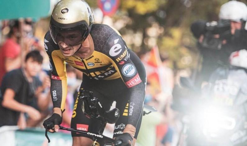La Vuelta 2021. Roglič impone su ley en la crono