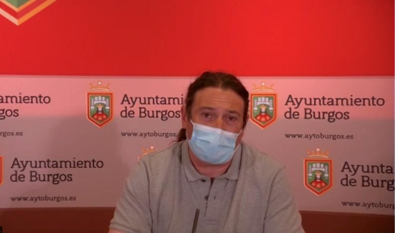 Podemos Burgos propone un arreglo integral de la calle Juan Ramón Jiménez en Gamonal
