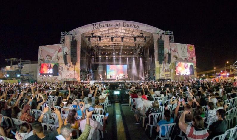 Éxito total en la vuelta de Sonorama Ribera:  5.000 asistentes disfrutaron de manera segura y responsable de la música y de 2.500 botellas de Ribera del Duero