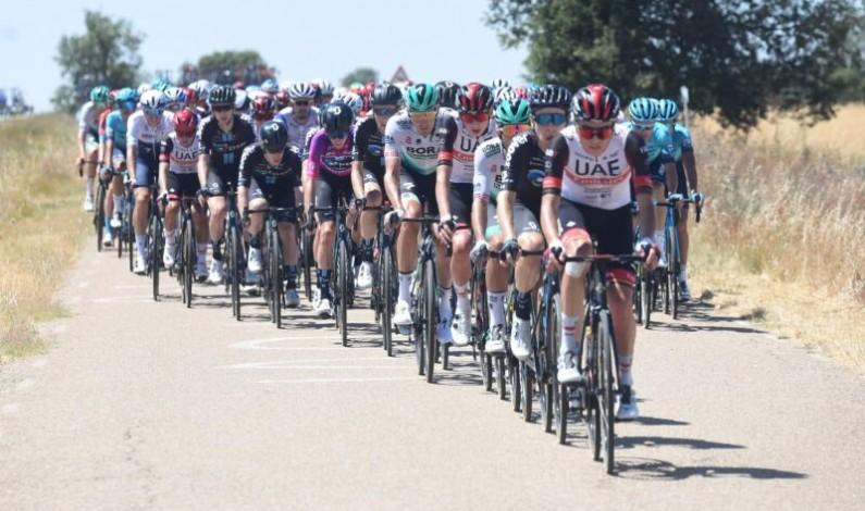 Juan Sebastián Molano vuelve a vencer en la Vuelta a Burgos