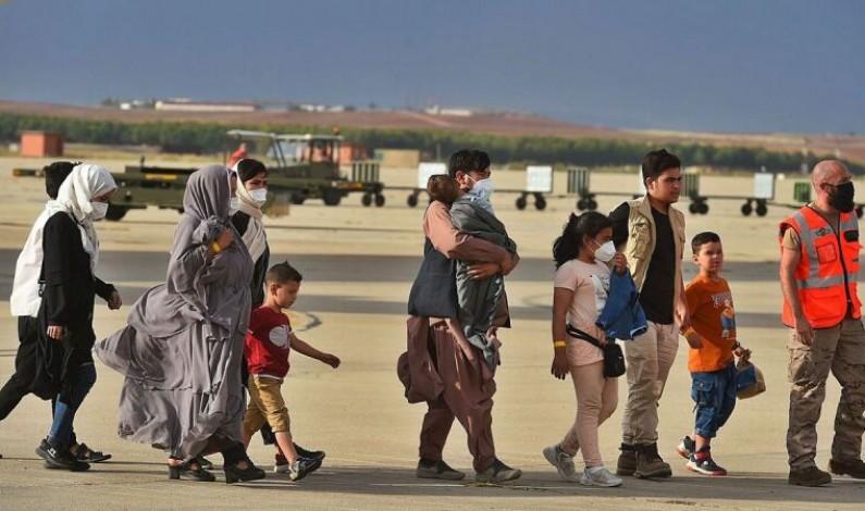 La Junta garantizará la atención y protección a los refugiados afganos que lleguen a la Comunidad