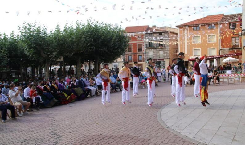 Belorado celebra una fiestas atípicas pero intensas