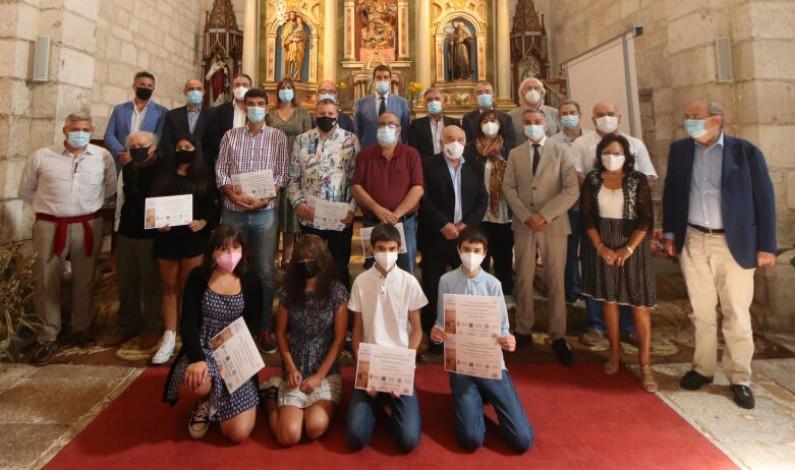 San Pedro Samuel acoge la entrega de premios del IV Concurso de Relatos 'El cereal, el pan nuestro de cada día'