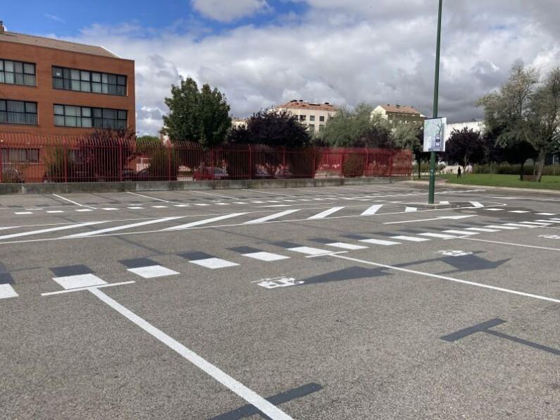El área de autocaravanas podrá a acoger a 22 vehículos
