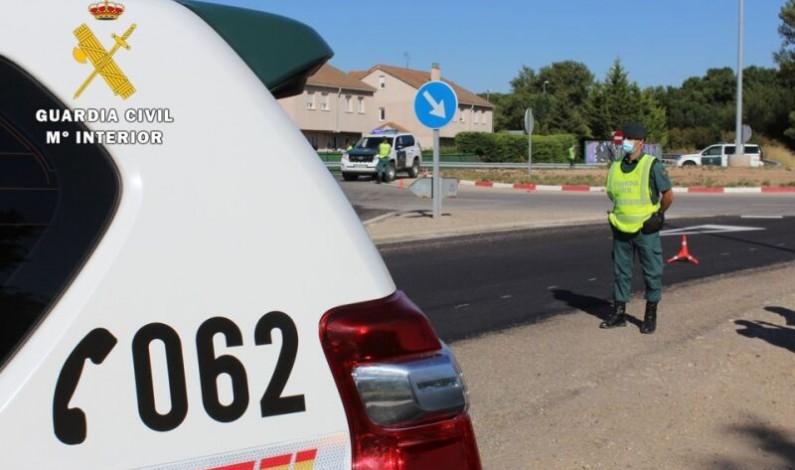 La Guardia Civil localiza y detiene a dos ciudadanos reclamados judicialmente