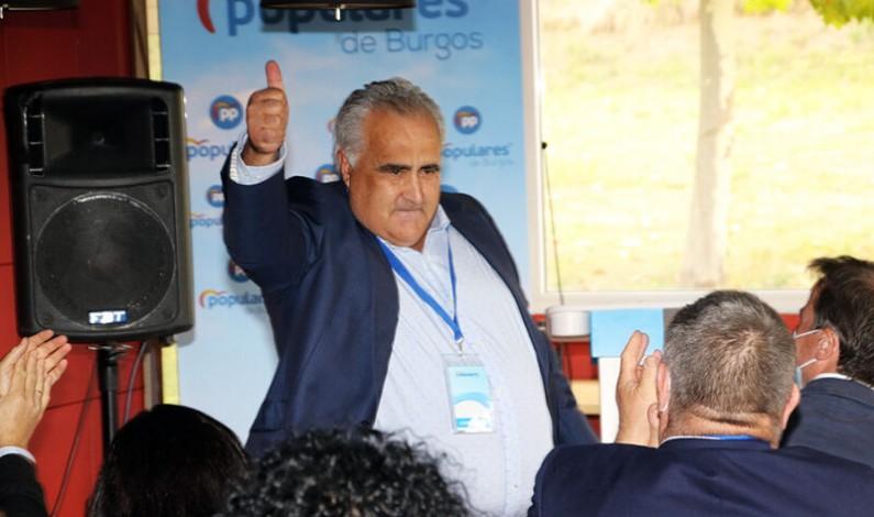 José Antonio de los Mozos reelegido con el 100% de los votos