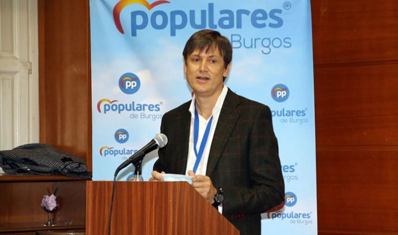 Arturo Pascual reelegido presidente del PP de La Bureba