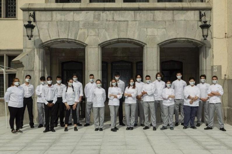 23 jóvenes becados por Fundación Mahou San Miguel inician su formación en MOM Culinary Institute