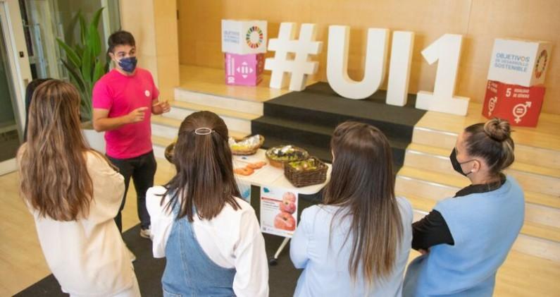 La Universidad Isabel I celebra el 'Día de las Universidades Saludables' con actividades deportivas, un concurso y un almuerzo sano