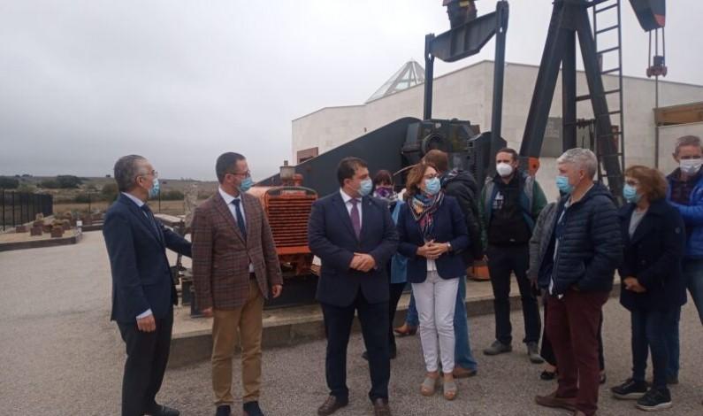 La Junta protege el Campo petrolífero de Ayoluengo con la incoación como Bien de Interés Cultural en la categoría de Conjunto Etnológico