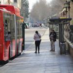 Paradas de autobuses