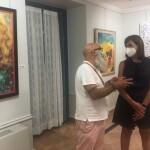 Nuria Barrio y Antonio Doñate - Exposición Todo lo cría la tierra Asociación Entredessiguales