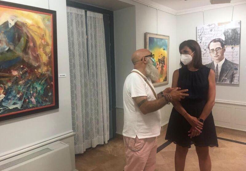 Nuria Barrio y Antonio Doñate – Exposición Todo lo cría la tierra Asociación Entredessiguales
