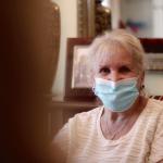 La campaña también procura el cuidado hacia los mayores