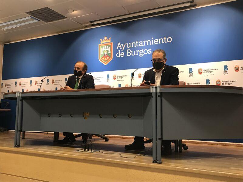 Ángel Luis Martín Rivas y Fernando Puig Martínez-Acitores