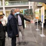 Exposición Camino de Pétalos al viento