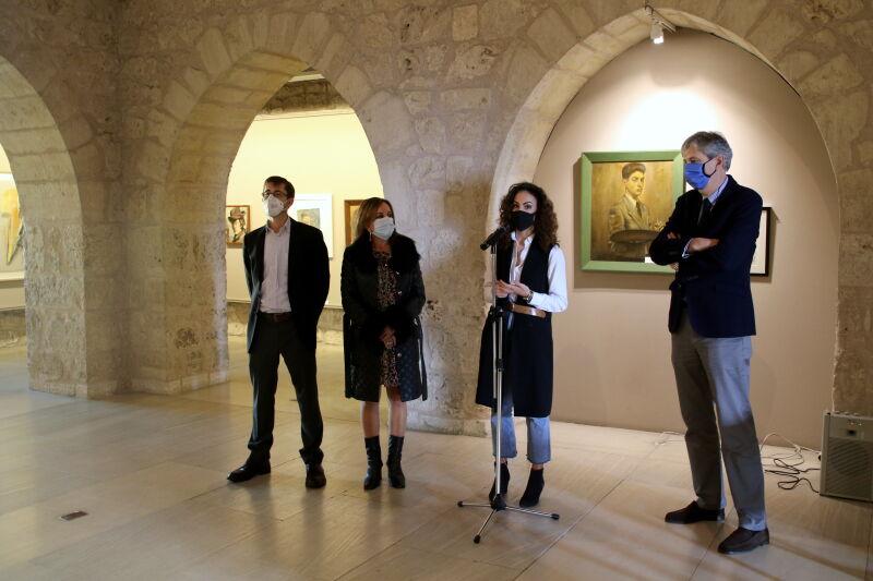 Presentación exposición «Ignacio del Río. Una colección»