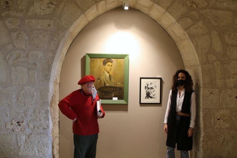 Presentación exposición Ignacio del Río
