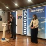 Comparecencia sobre la Vía Verde Santander Mediterráneo en la provincia de Burgos