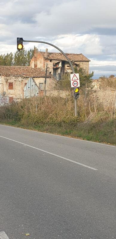 Acceso a Burgos por la carretera de Arcos 1