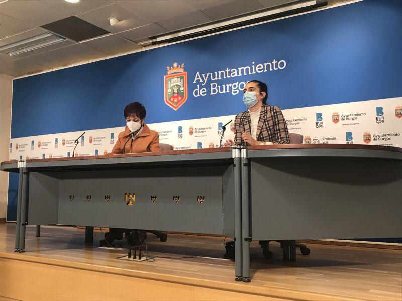 Andrea Ballesteros y Maribel Bringas