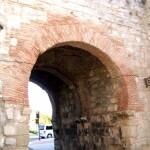 Arco de San Martín detalle puerta